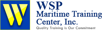 WSP Maritime Training Center Inc.